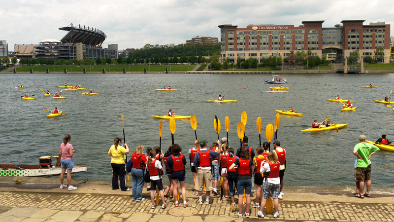 Playability in Action 5 - Pittsburgh Kayak