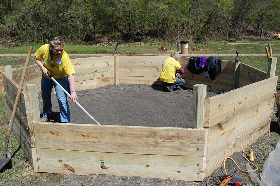 How to Build a Gaga Pit | KaBOOM!