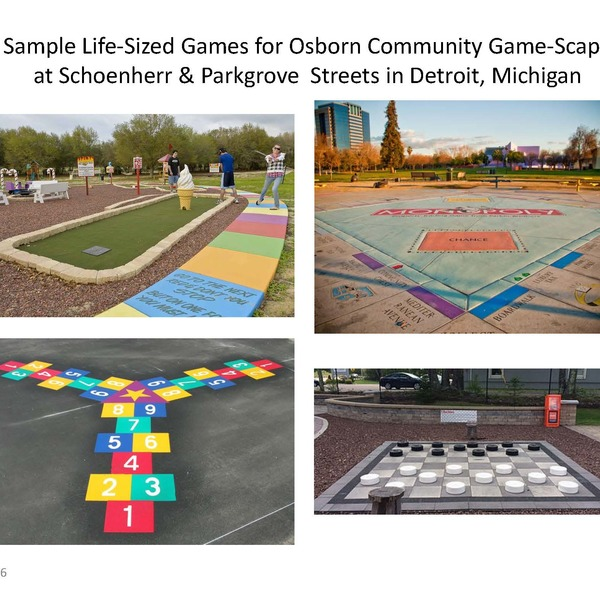 The Osborn Community Game-scape