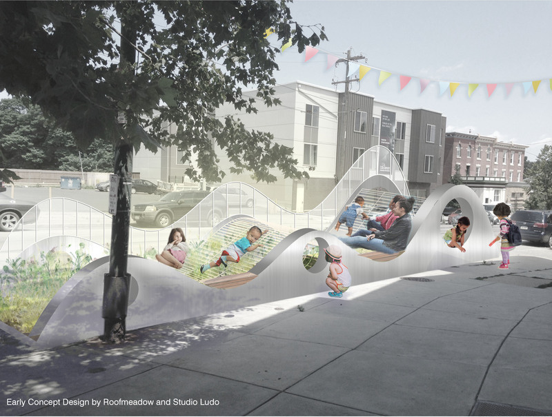 The Play Parklet
