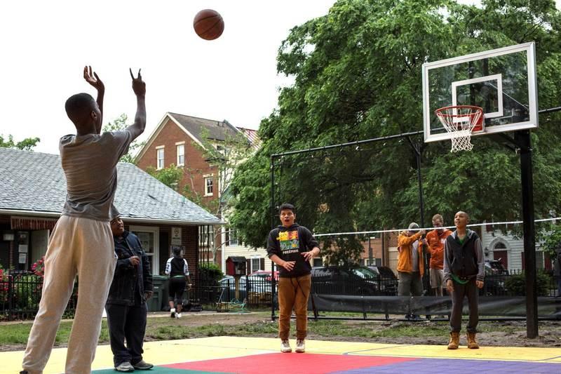 KaBOOM! Multi-sport Court